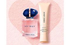 Nur Gratisproben - Details zu den My Way Parfüm und Make